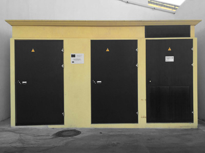Centros de Transformación Cuenca