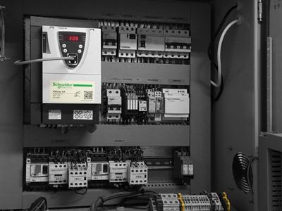 Montaje de cuadros eléctricos industriales en Castilla la Mancha