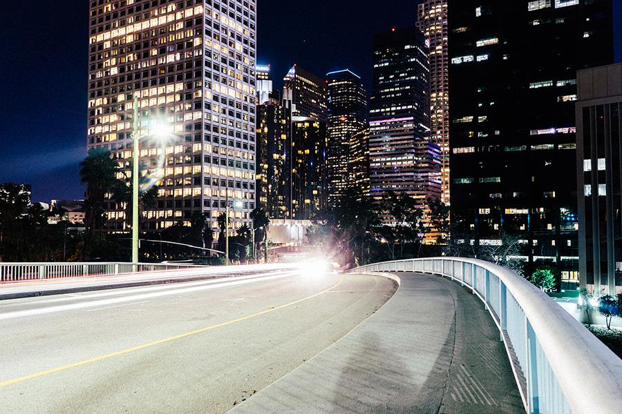 El alumbrado de las ciudades inteligentes